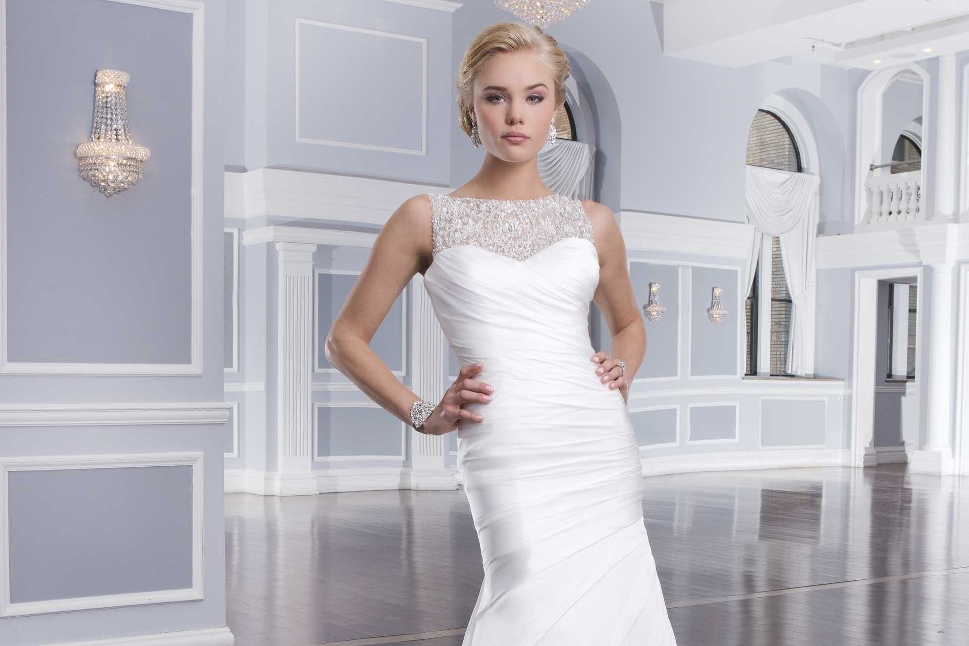 Lillian West Wedding Dresses - Mia Sposa Bridal Boutique