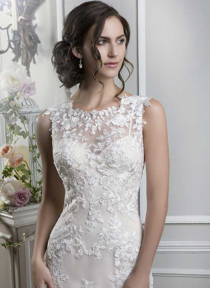 Lace Wedding Dresses Newcastle : These romantic and elegant wedding gowns at mia sposa bridal boutique