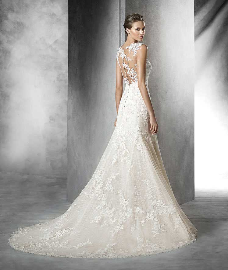 33c2bef7022 Pronovias 2016 Preview Collection Wedding Gowns are Here - Mia Sposa ...