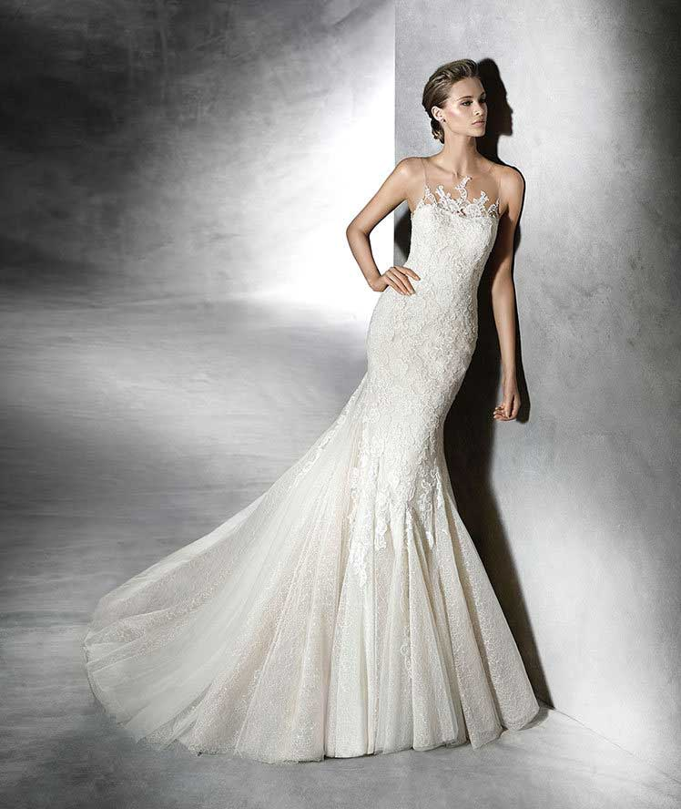 Pronovias 2016 preview collection wedding gowns are here for Pronovias wedding dresses price range
