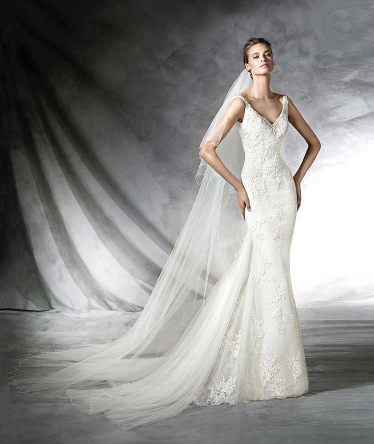 pronovias 2016 preview collection wedding gowns are here