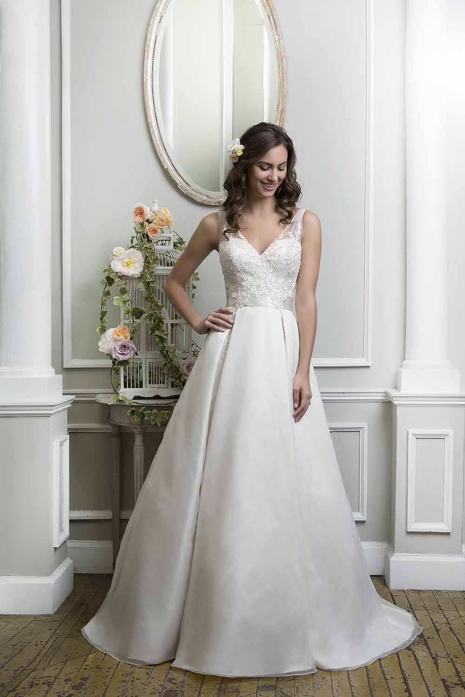 Lace Wedding Dresses Newcastle : Lillian west mia sposa bridal boutique