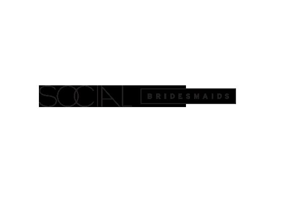 social bridesmaids logo