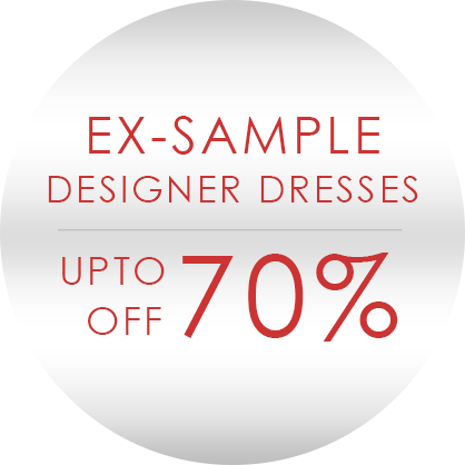 70% Off designer dresses