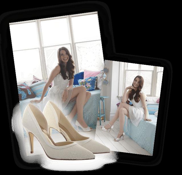 Mia Sposa Bridal accessories- Bridal Shoes
