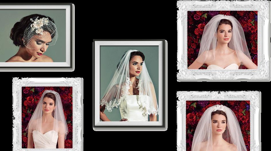 Mia Sposa Bridal Veils and bridal accessories