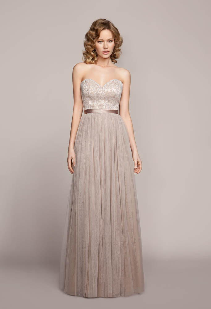 Mark lesley 1536a bridesmaid mia sposa bridal boutique Wedding dress newcastle