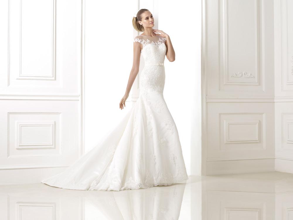 Pronovias Botica Wedding Dress Size 14