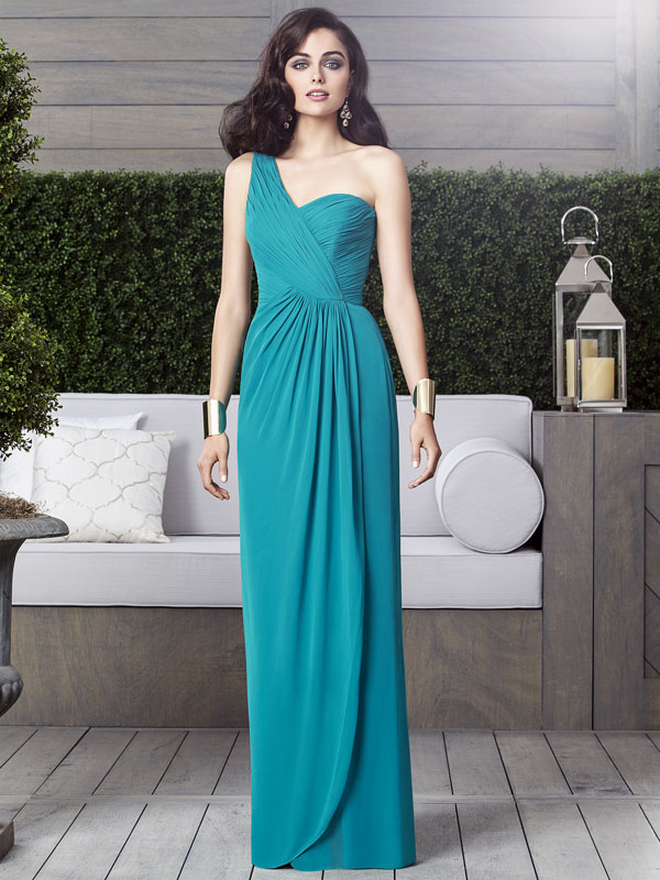 Dessy 2905 Bridesmaid Dress - Mia Sposa Bridal Boutique