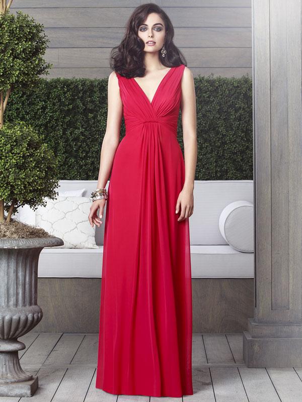 Dessy 2909 Bridesmaid Dress - Mia Sposa Bridal Boutique