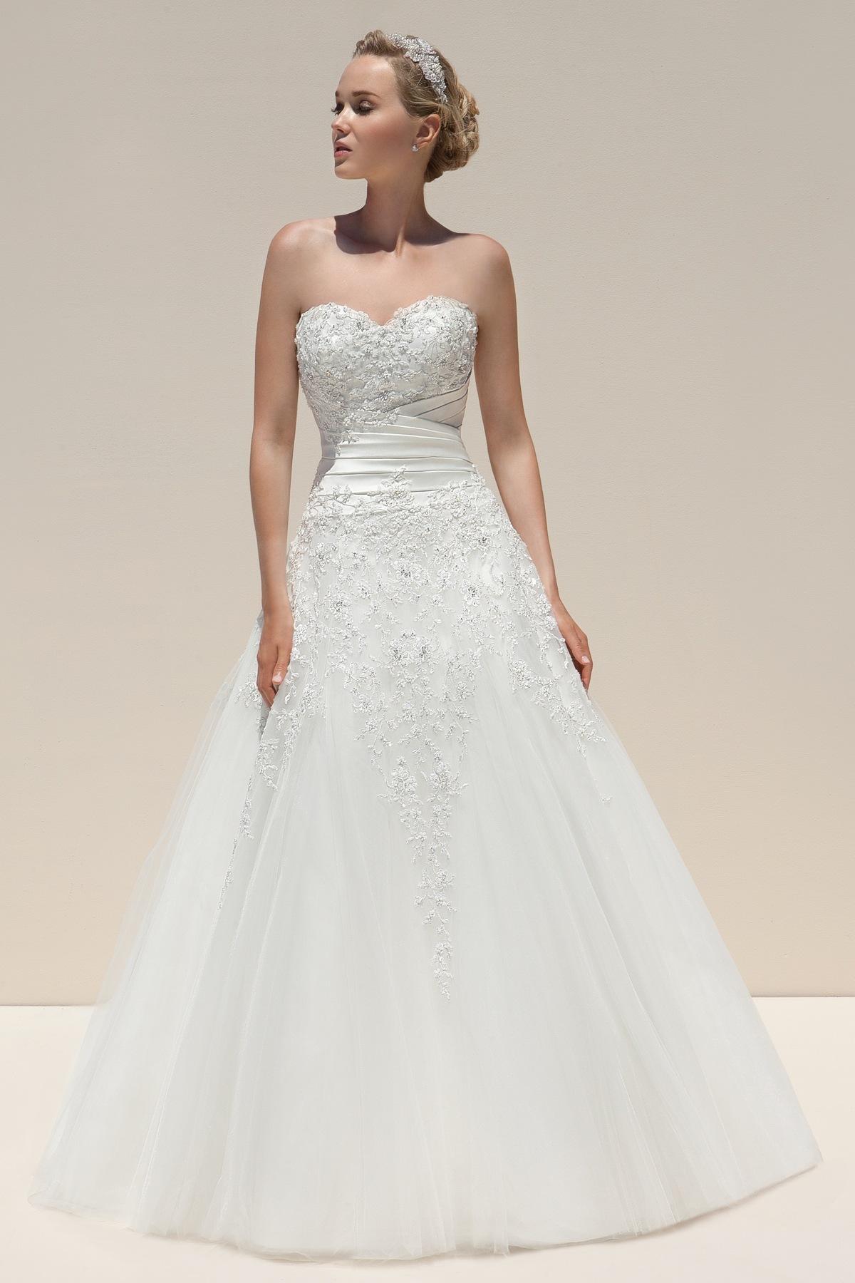 Mark Lesley 7073 Bridal Gown Mia Sposa Bridal Boutique
