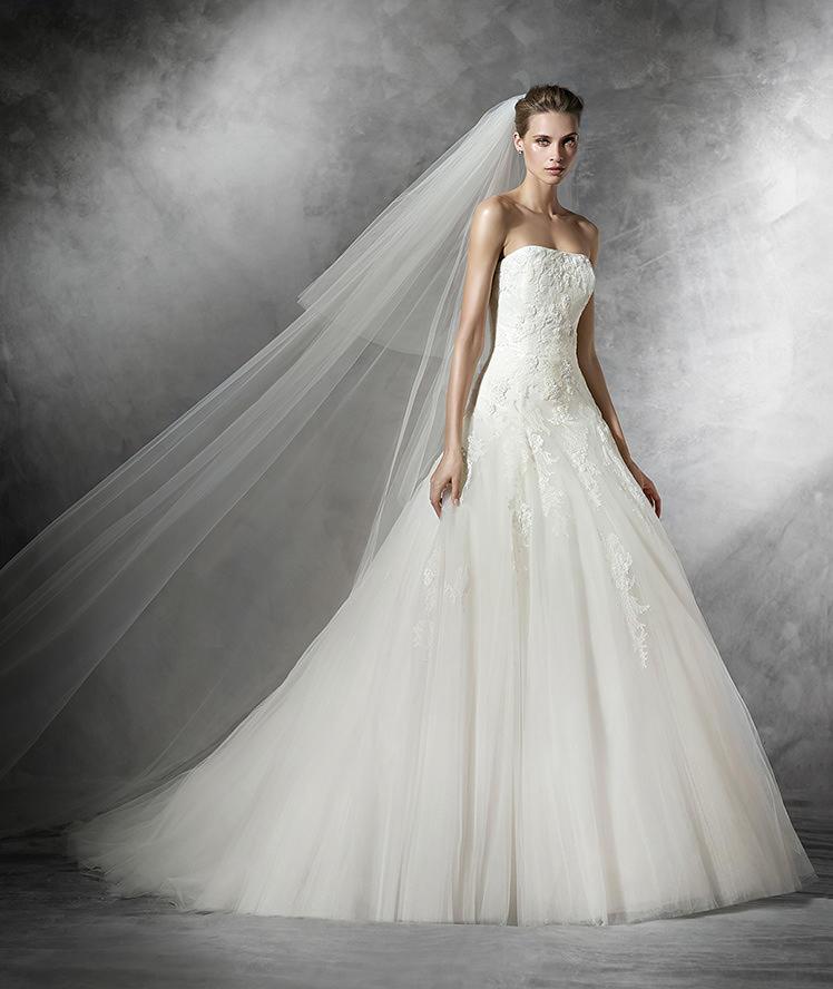 Pronovias Barroco Mia Sposa Bridal Boutique