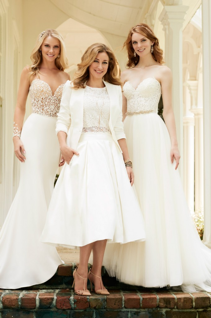 martine harris with together forever collection