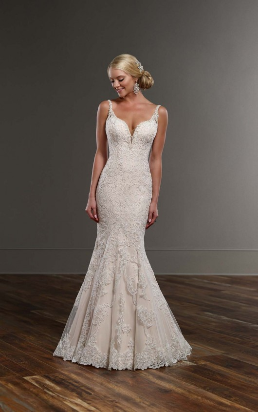 Martina Liana 744 Wedding Dress Mia Sposa Bridal Boutique