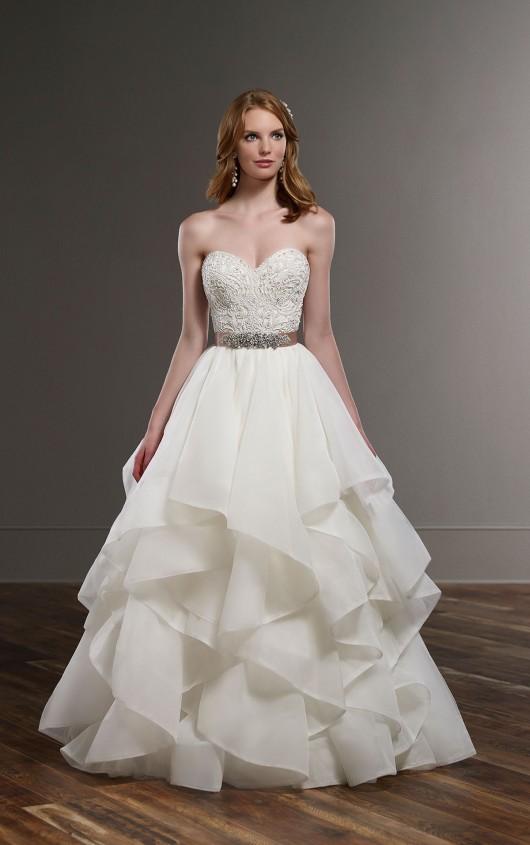 Martina Liana Carys + Stevie - Mia Sposa Bridal Boutique