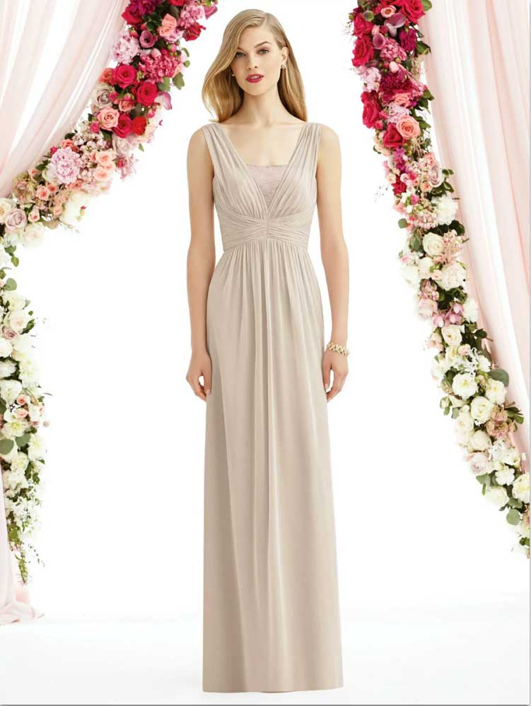 Dessy Bridesmaid 6741