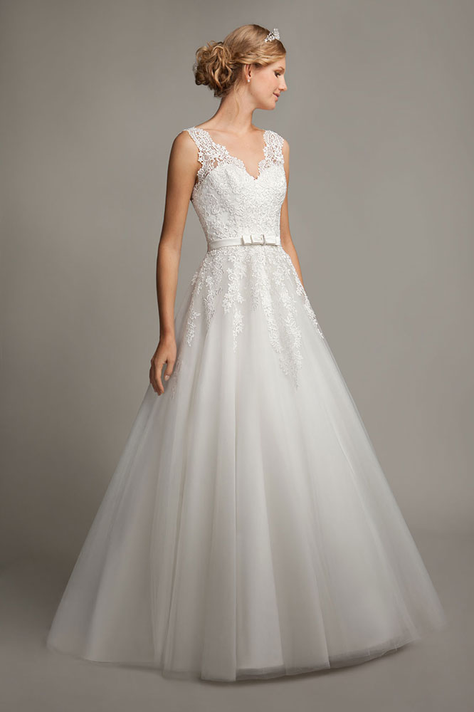 New mark lesley wedding gowns added to website mia sposa for Website for wedding dresses