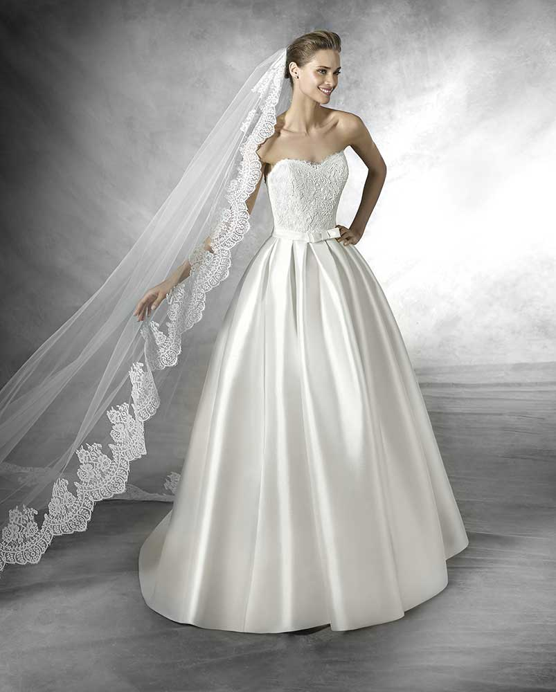 New pronovias dresses added to website mia sposa bridal for Wedding dresses for bridesmaid