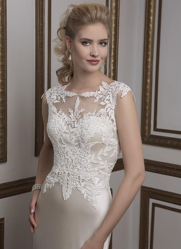 c8f17a5127fd New Justin Alexander Wedding Gowns - Mia Sposa Bridal Boutique