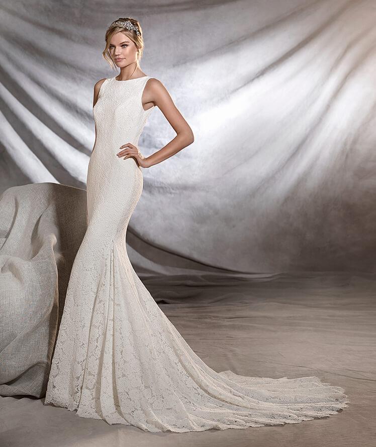 d27816a29f8c Pronovias Ornani - Mia Sposa Bridal Boutique