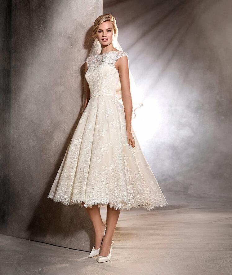 Pronovias Ofelia Princess Wedding Dress Olga
