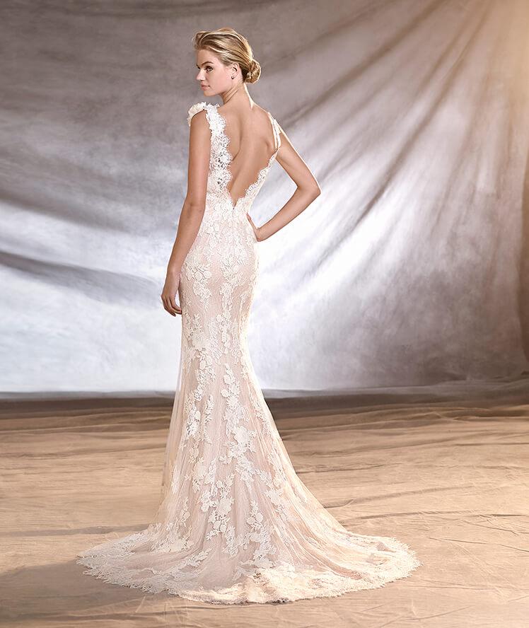 Lace Wedding Dresses Newcastle : Pronovias orma mia sposa bridal boutique  t