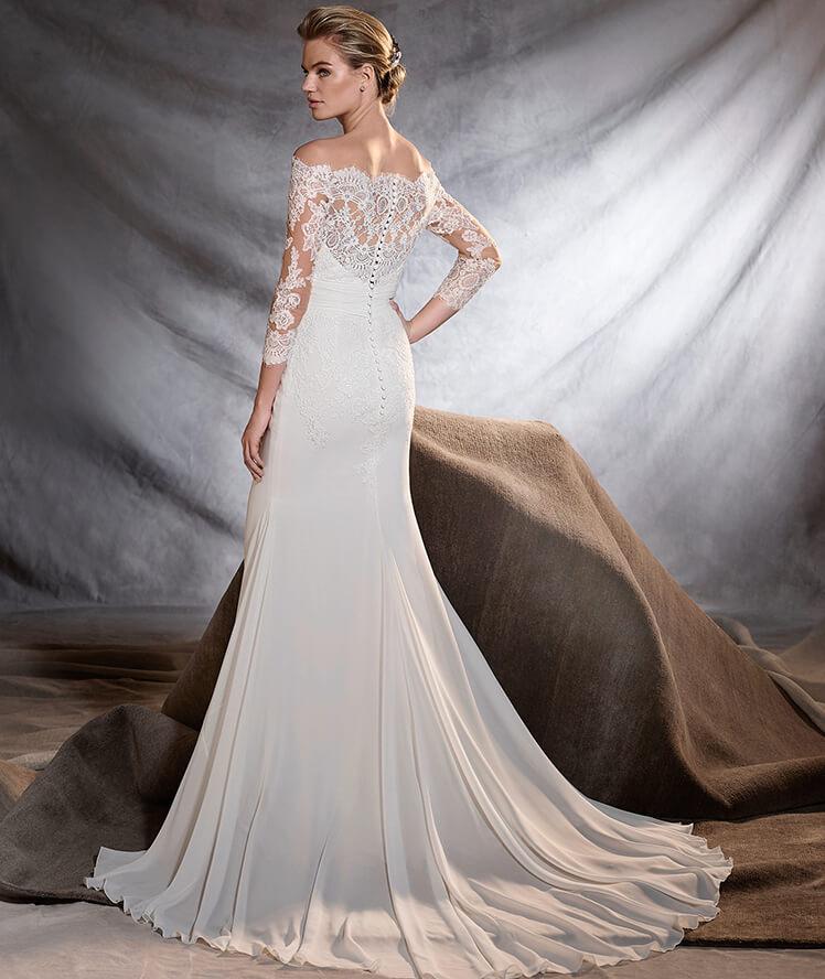 Lace Wedding Dresses Newcastle : Pronovias orsa mia sposa bridal boutique  t