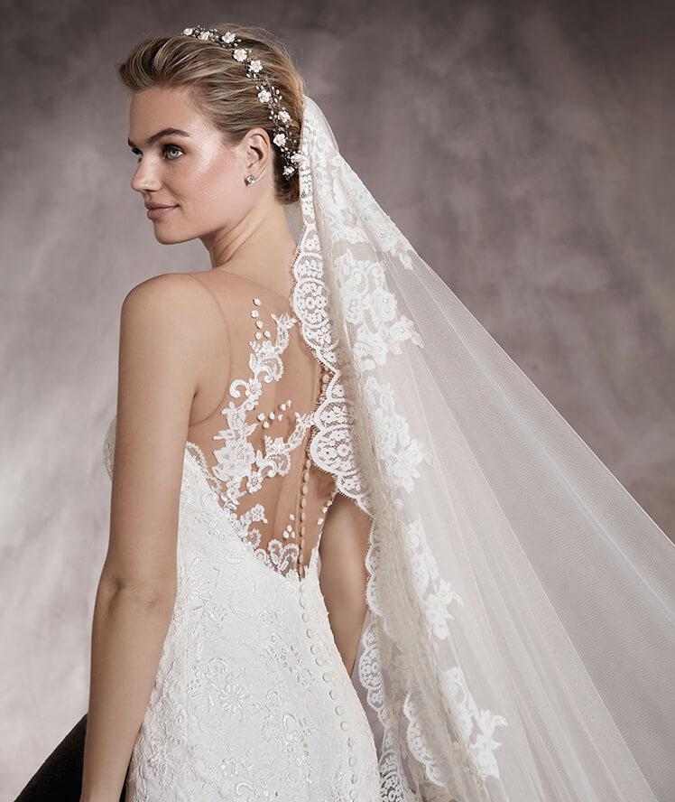 pronovias prunelle   mia sposa bridal boutique newcastle