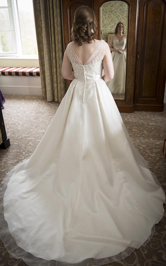 Our mia sposa bride alison in lillian west mia sposa Wedding dress newcastle