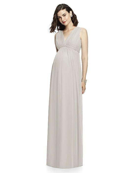 d6020e0d3 Dessy Collection Maternity Dress M429 - Mia Sposa Bridal Boutique