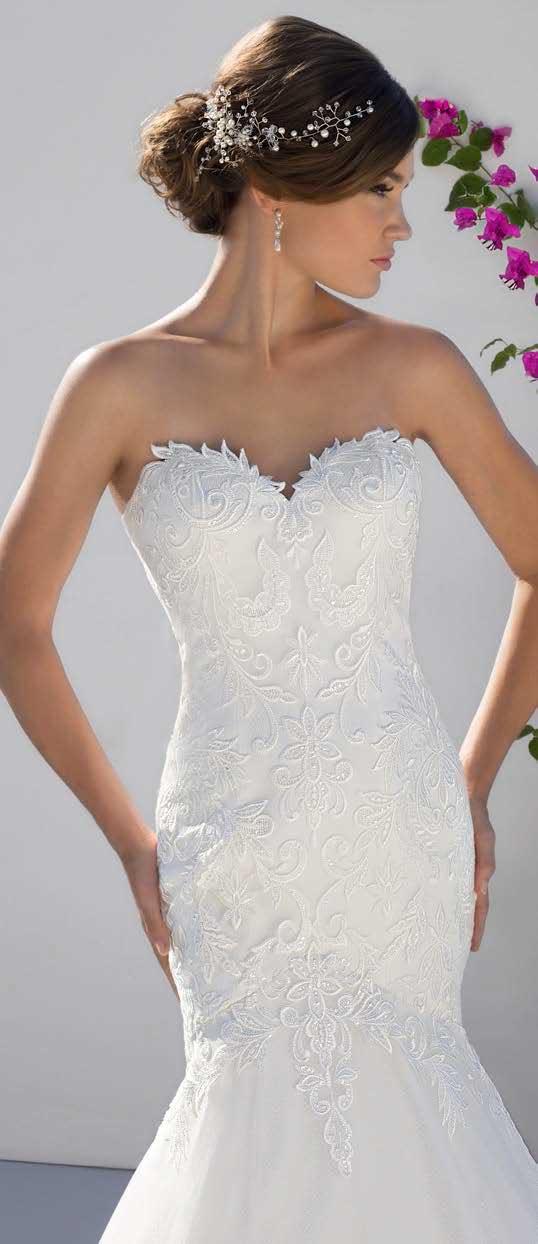 Lace Wedding Dresses Newcastle : B with train mia sposa bridal boutique  t