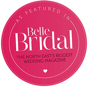 As Featured in Belle Bridal