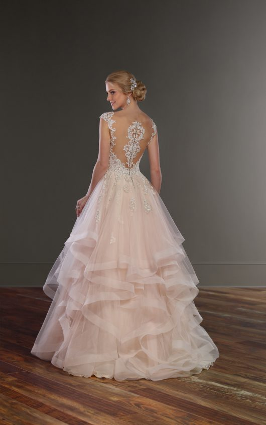 Lace Wedding Dresses Newcastle : Martina liana mia sposa bridal boutique