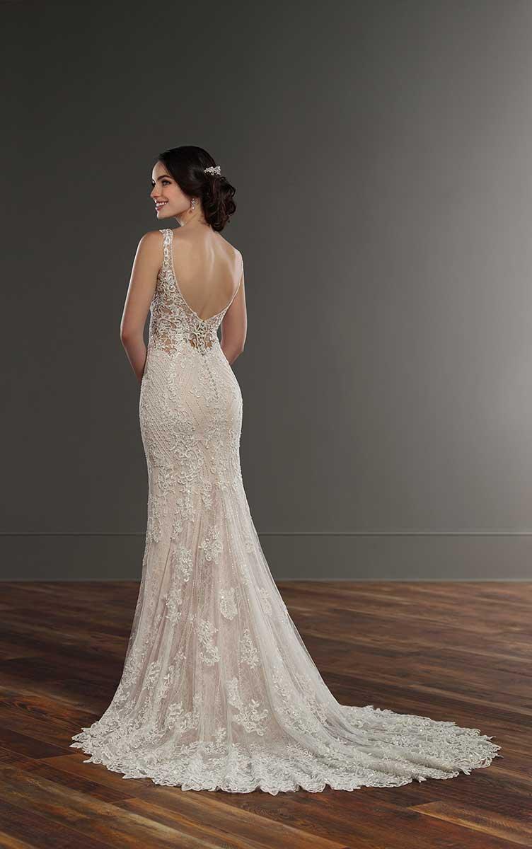 Martina Liana 917 Bridal Dress - Mia Sposa Bridal Boutique Newcastle