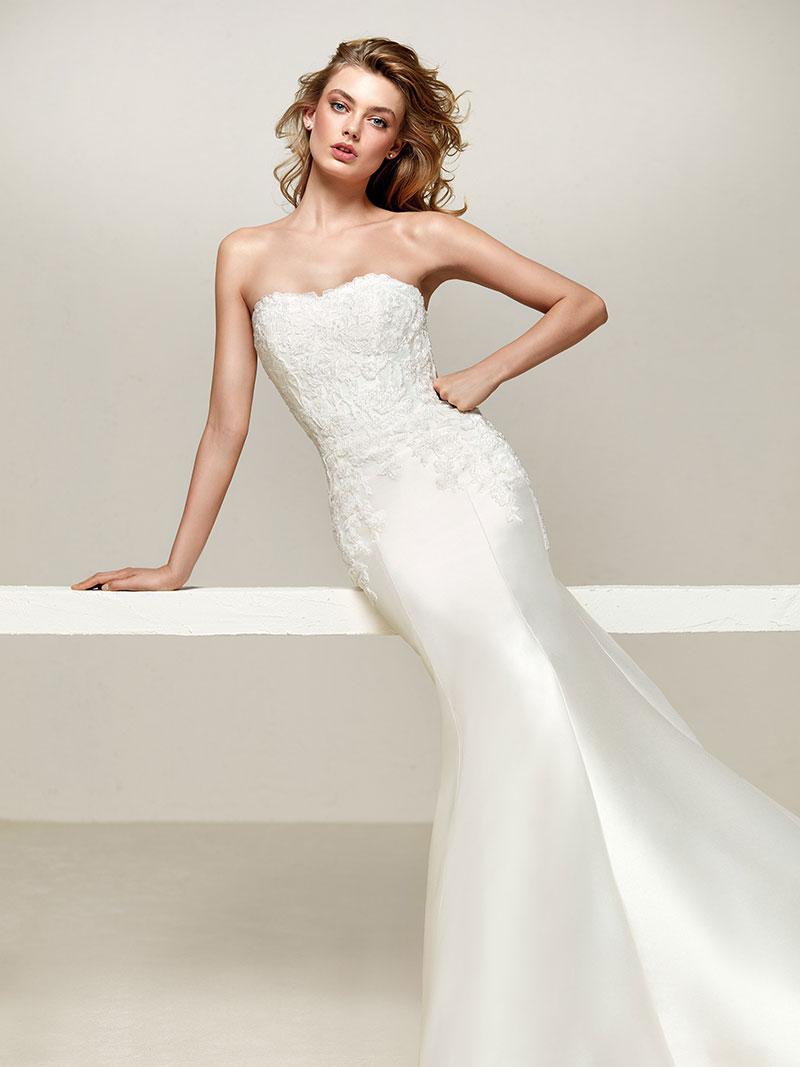 6a507b9bb949 Pronovias Drileas - Mia Sposa Bridal Boutique