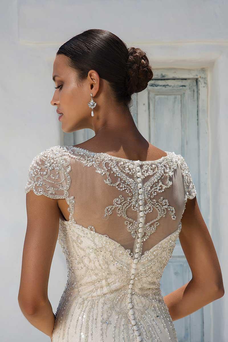 Justin Alexander 8958 Bridal Gown - Mia Sposa Bridal Boutique Newcastle