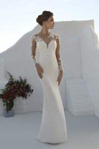 Mark Lesley 7227 Bridal Gown