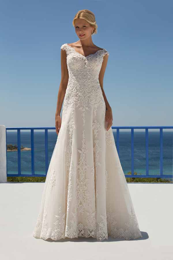 Mark Lesley 7272 Bridal Gown - Mia Sposa Bridal Boutique