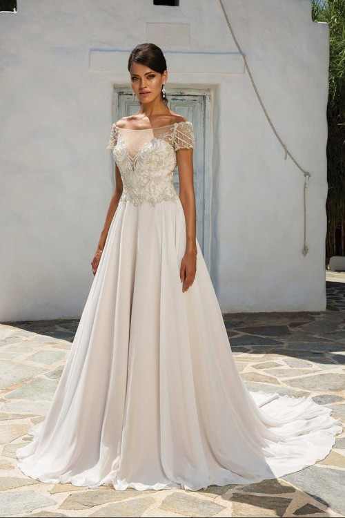 06e145bcd52d Justin Alexander 8878 Size 16 - Mia Sposa Bridal Boutique