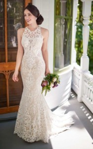 Martina Liana 947 Wedding Gown