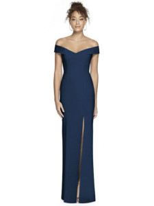 Dessy Collection Bridesmaid Style 3012