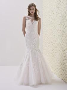 Pronovias Emerald Bridal Dress