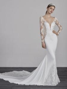 Pronovias Enelsa Bridal Dress
