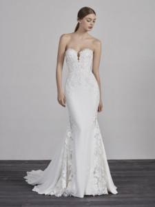 Pronovias Epico Bridal Dress