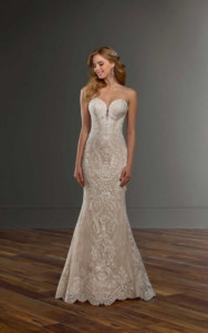 Martina Liana Bridal Dress 1022