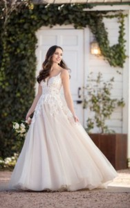 Martina Liana Bridal Dress 984