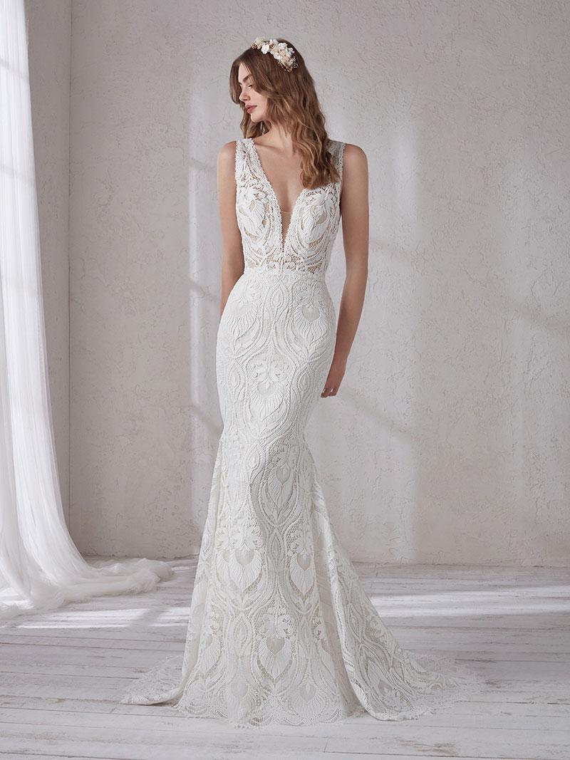 f32c106dd3ac Pronovias Magnolia - Mia Sposa Bridal Boutique Newcastle