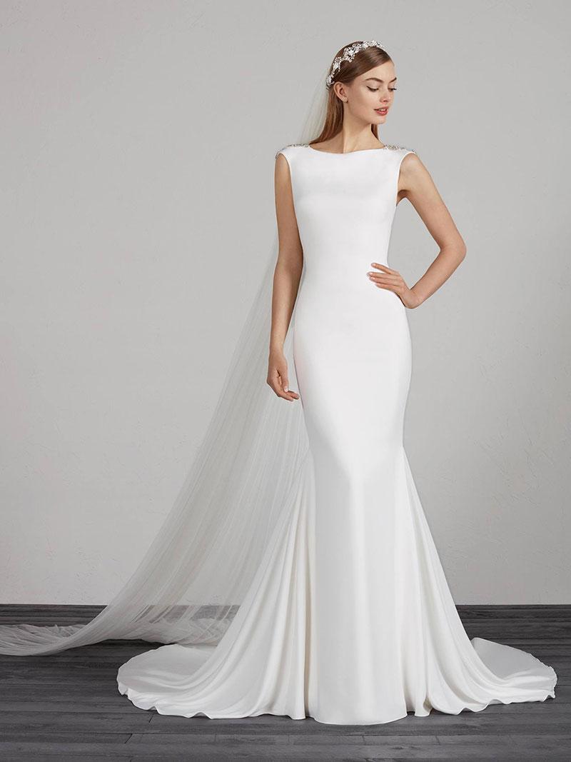 a46b046b5b24 Pronovias Mathis - Award Winning Mia Sposa Bridal Boutique