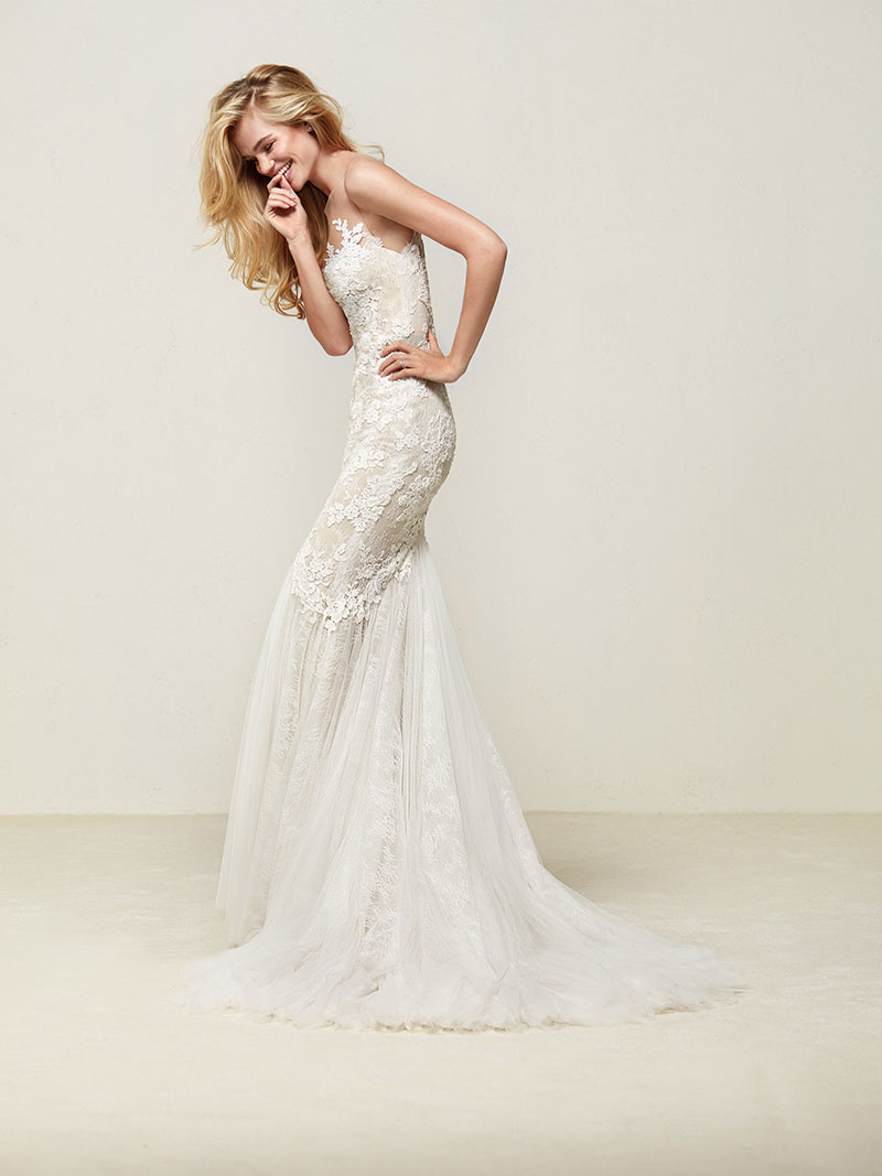 501423938b88 Pronovias Drinam - Available at Award Winning Mia Sposa Bridal Boutique