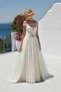 Mark Lesley Bridal Gown Style 7274